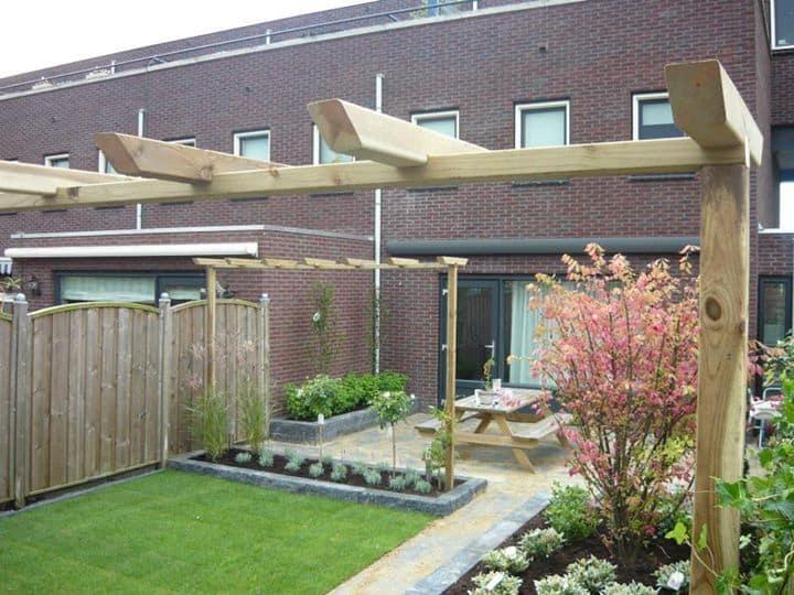 Voor het beste tuinontwerp in drenthe hoveniersbedrijf marco